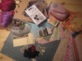 Robótkowe zakupy - Craft shopping