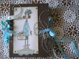 Scrapowy prezent - Scrapbooking gift