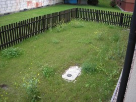 W ogrodzie - In the garden