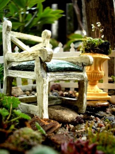 Wee garden