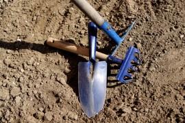Ogrodnicze narzędzia