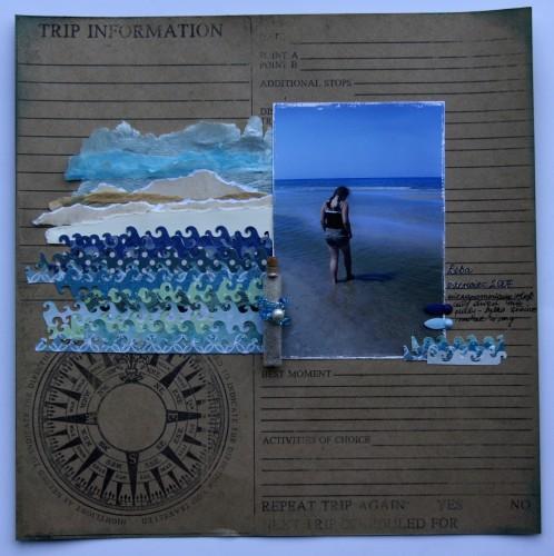 Morskie wspomnienie