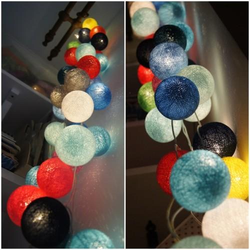 CottonLight balls