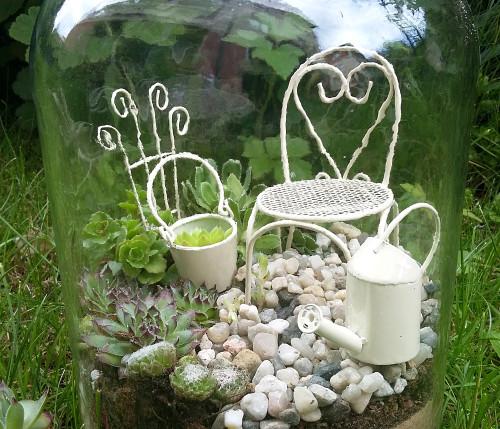 Tyci ogródek